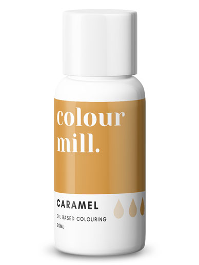 Caramel Colour Mill 20ml