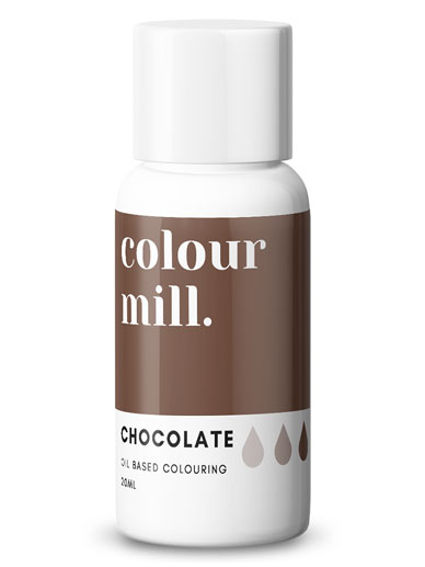 Chocolate Colour Mill 20ml