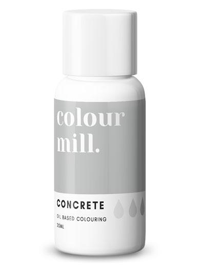 Concrete Grey Colour Mill 20ml