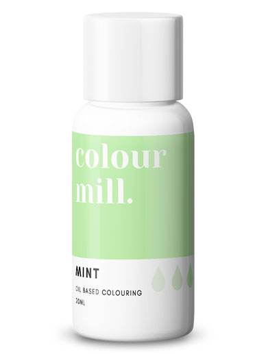 Mint Colour Mill 20ml