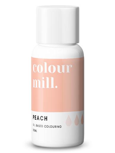 Peach Colour Mill 20ml
