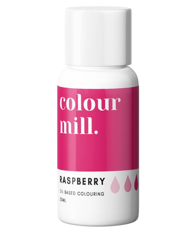 Raspberry Colour Mill 20ml