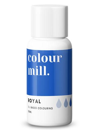 Royal Blue Colour Mill 20ml