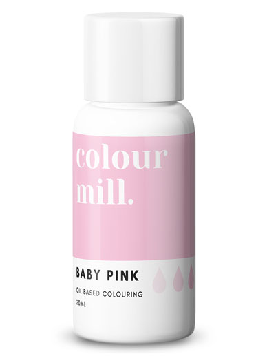 BABY PINK OIL COLOUR 20ml