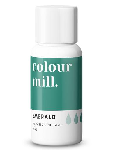 Emerald Green Colour Mill 20ml
