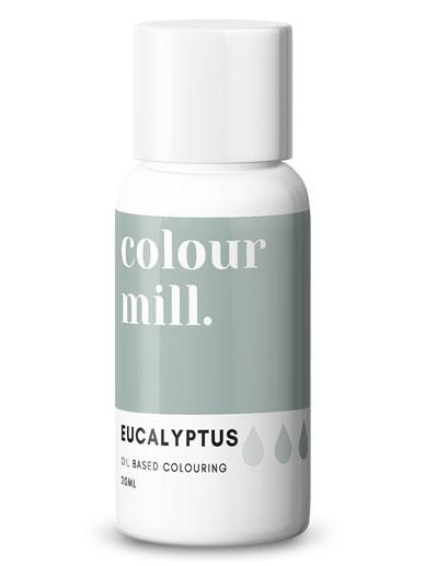 Eucalyptus Colour Mill 20ml