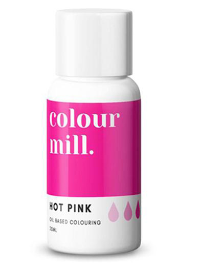 Hot Pink Colour Mill 20ml