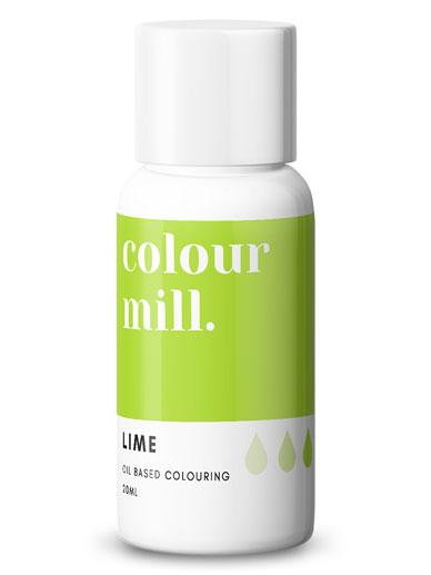 Lime Colour Mill 20ml