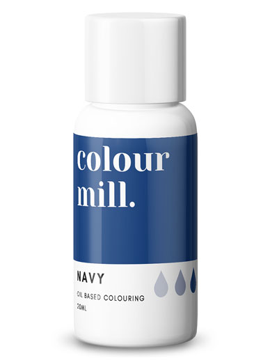 Navy Colour Mill 20ml