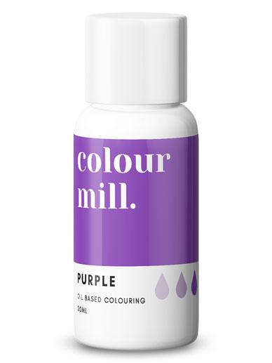 Purple Colour Mill 20ml