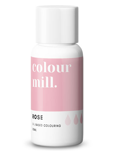 Rose Colour Mill 20ml