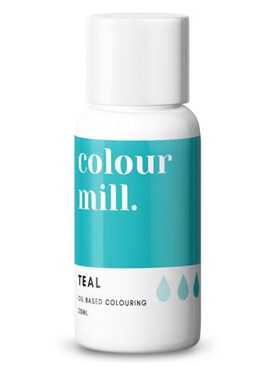 Teal Colour Mill 20ml