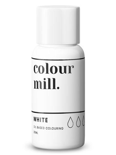 White Colour Mill 20ml