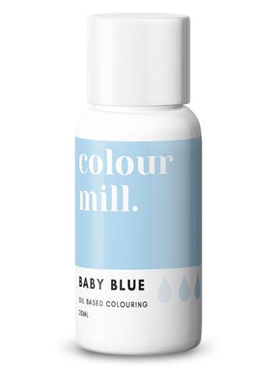 Baby Blue Oil Colour 20ml