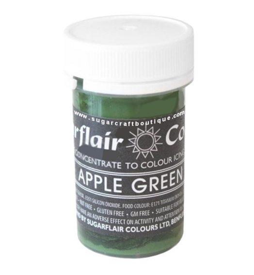 Apple Green Pastel Paste Colour 25g